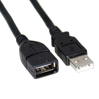 کابل افزایش طول USB 2.0 دیتالایف مدل 124n طول 3 متر