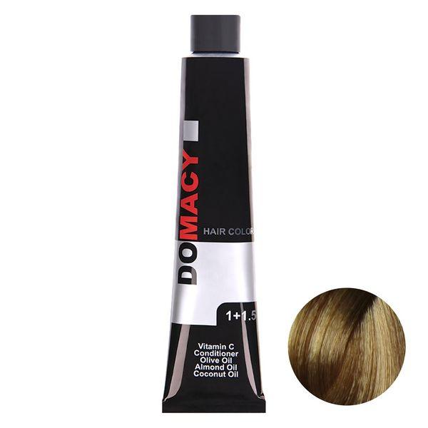 رنگ مو دوماسی سری شکلاتی شماره 7.7 حجم 120 میلی لیتر رنگ بلوند شکلاتی متوسط