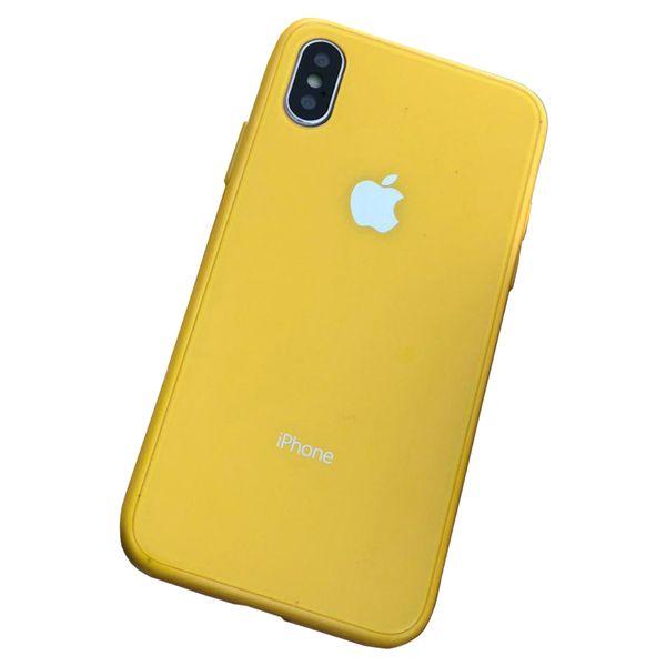 کاور مای کیس مدل GlassBack مناسب برای گوشی اپل iPhone XS MAX