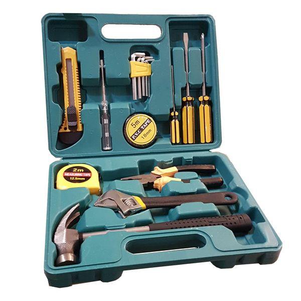 مجموعه 16 عددی ابزار  ابزارآلات ایران