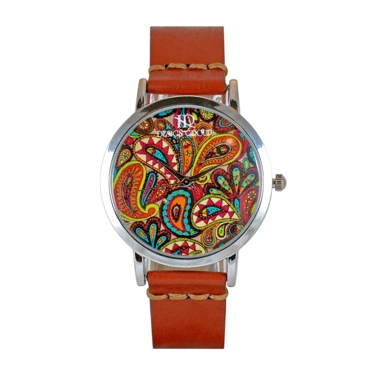 ساعت مچی عقربه ای زنانه اچ آر دیزاین گروپ مدل 022