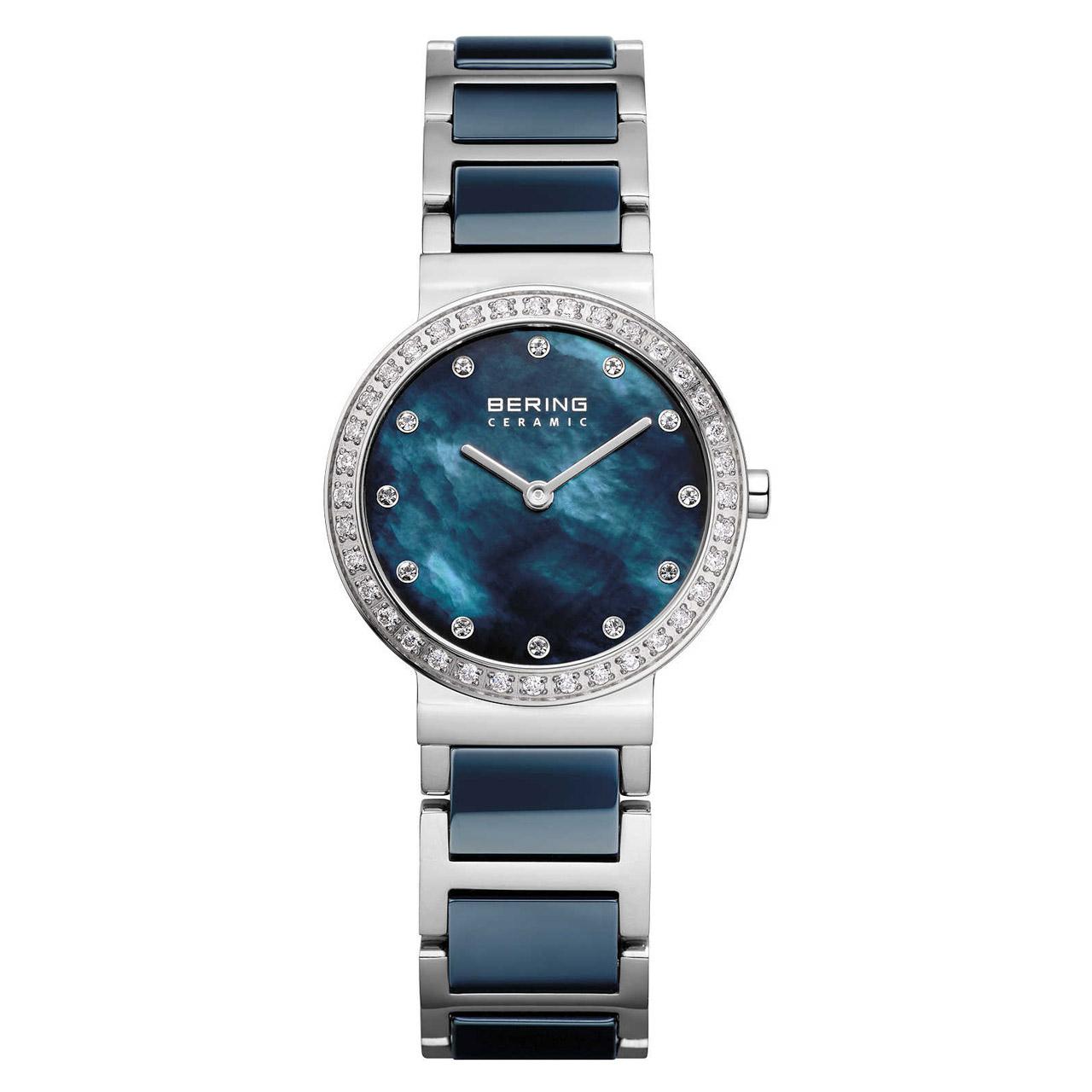 ساعت مچی عقربه ای زنانه برینگ مدل b10729-707 24