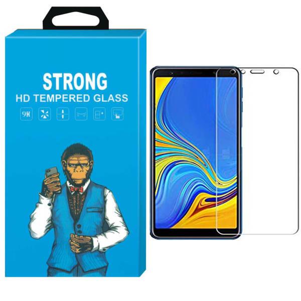 محافظ صفحه نمایش نانو فلکسبل مدل Strong Fullcover مناسب برای گوشی Huawei A7 2018