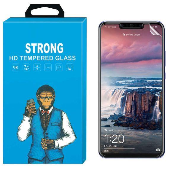 محافظ صفحه نمایش نانو فلکسبل مدل Strong Fullcover مناسب برای گوشی Huawei Nova 3