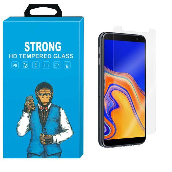 محافظ صفحه نمایش تی پی یو مدل Strong Fullcover مناسب برای گوشی سامسونگ Galaxy J6 Plus