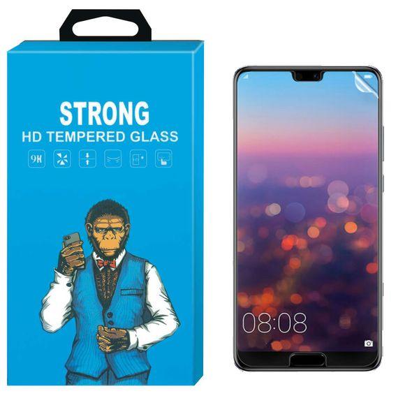 محافظ صفحه نمایش تی پی یو مدل Strong Fullcover مناسب برای گوشی Huawei P20 Pro