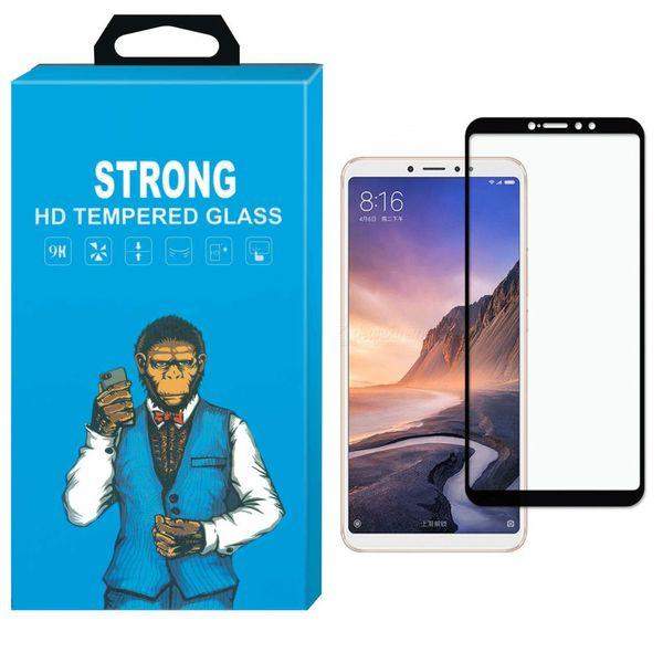 محافظ صفحه نمایش نانو گلس مدل Strong مناسب برای Xiaomi Mi Max 3