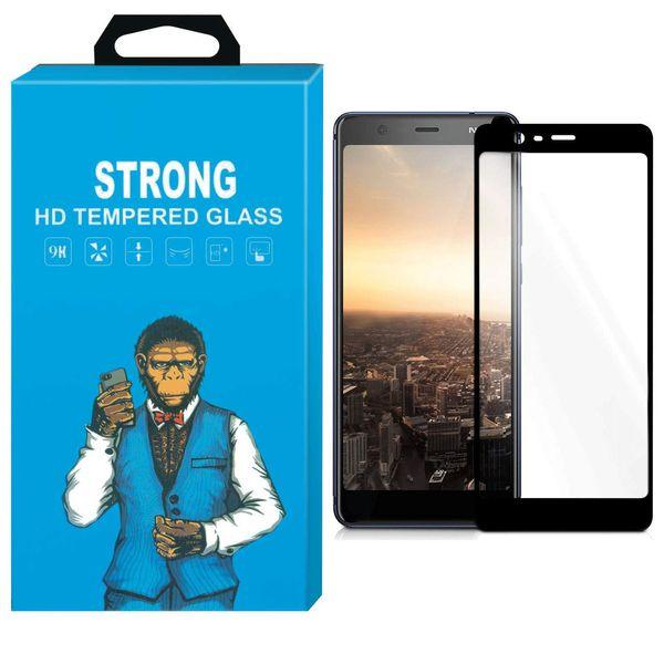 محافظ صفحه نمایش نانو گلس مدل Strong مناسب برای Nokia 5.1
