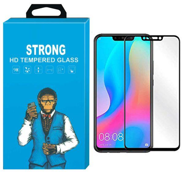 محافظ صفحه نمایش نانو گلس مدل Strong مناسب برای Huawei Nova 3i
