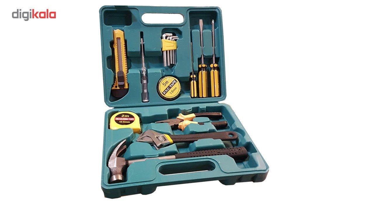 مجموعه 16 عددی ابزار  ابزارآلات ایران main 1 1