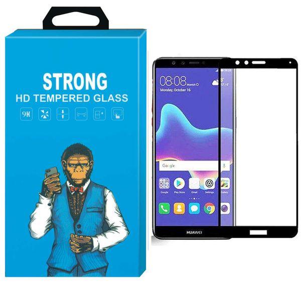 محافظ صفحه نمایش نانو گلس مدل Strong مناسب برای Huawei Y6 Prime 2018