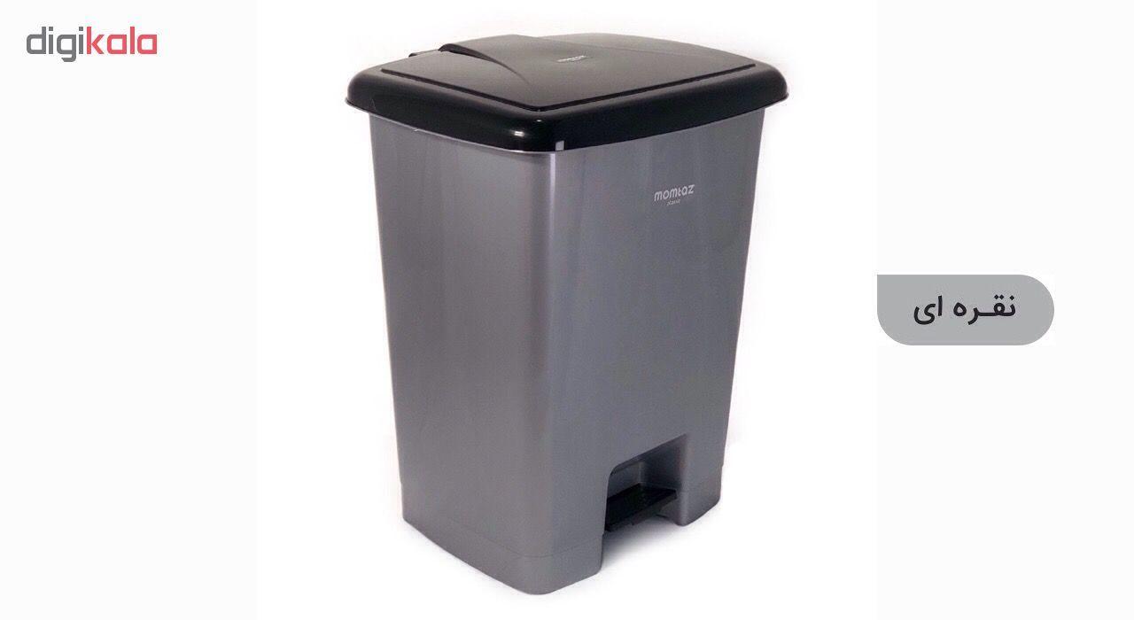 سطل زباله ممتاز پلاستیک مدل 730 ظرفیت ۲۵ لیتری main 1 8