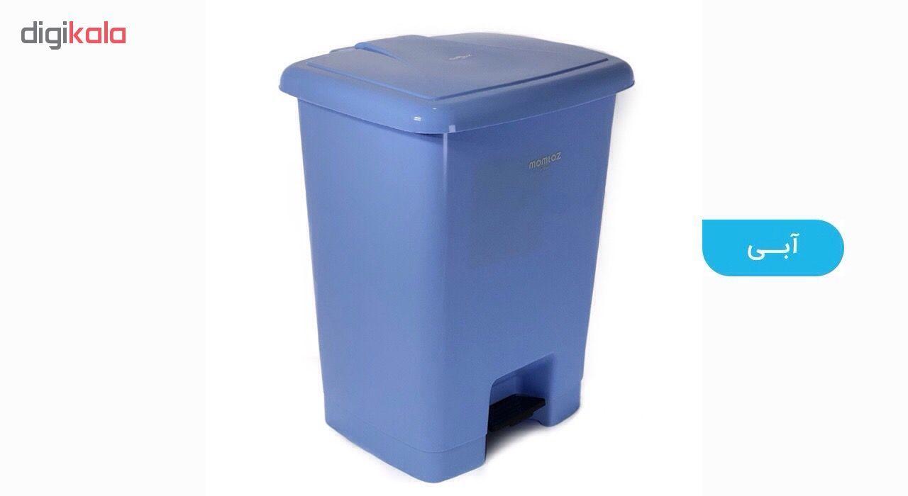 سطل زباله ممتاز پلاستیک مدل 730 ظرفیت ۲۵ لیتری main 1 7