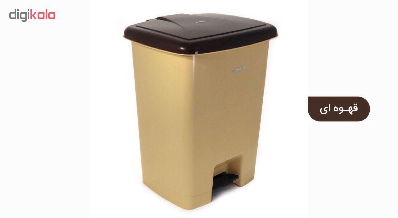 سطل زباله ممتاز پلاستیک مدل 730 ظرفیت ۲۵ لیتری main 1 9