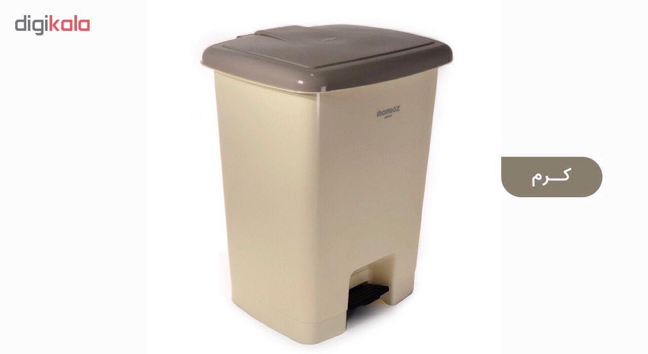 سطل زباله ممتاز پلاستیک مدل 730 ظرفیت ۲۵ لیتری main 1 10