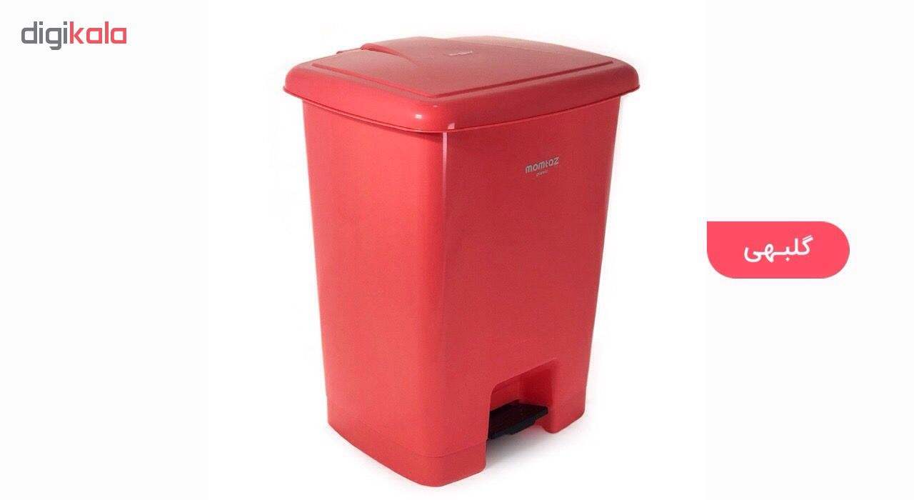 سطل زباله ممتاز پلاستیک مدل 730 ظرفیت ۲۵ لیتری main 1 11