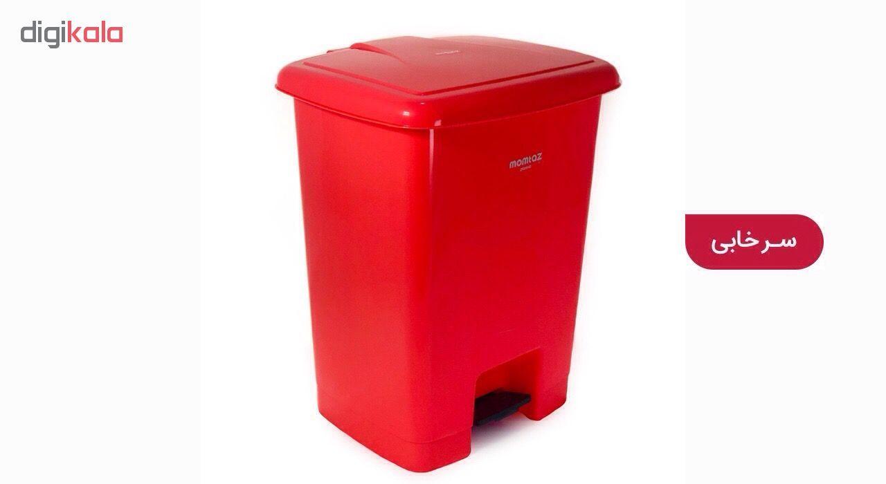 سطل زباله ممتاز پلاستیک مدل 730 ظرفیت ۲۵ لیتری main 1 12