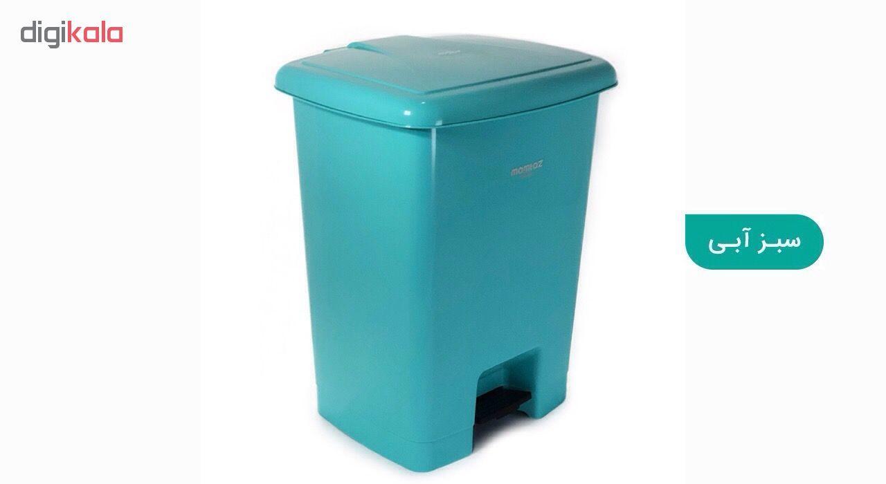 سطل زباله ممتاز پلاستیک مدل 730 ظرفیت ۲۵ لیتری main 1 14