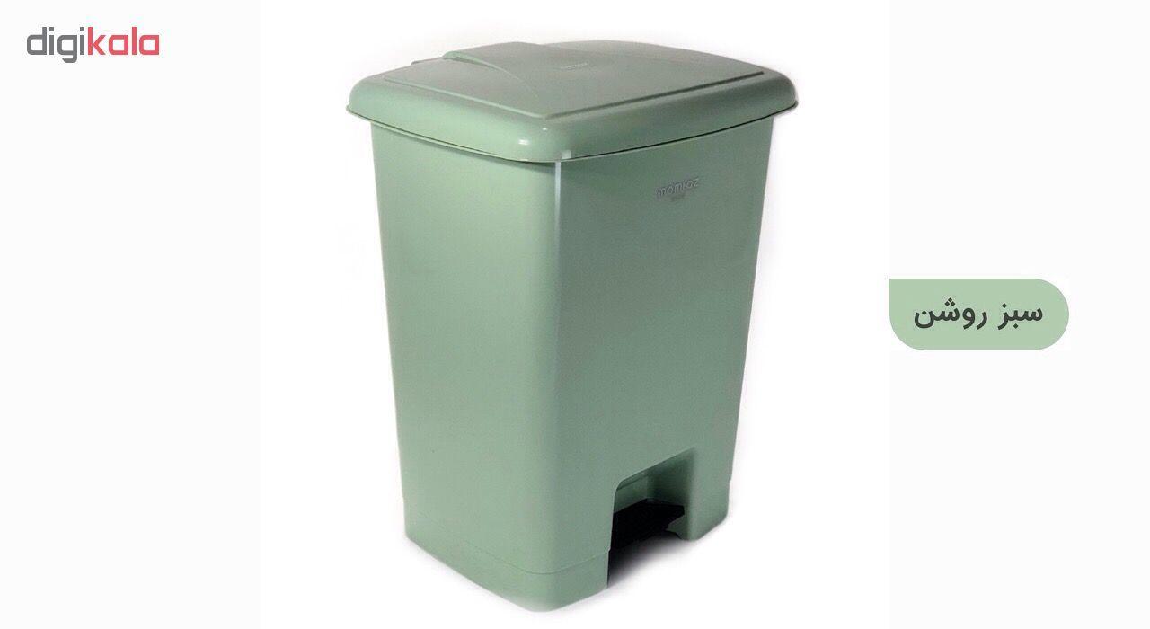 سطل زباله ممتاز پلاستیک مدل 730 ظرفیت ۲۵ لیتری main 1 15