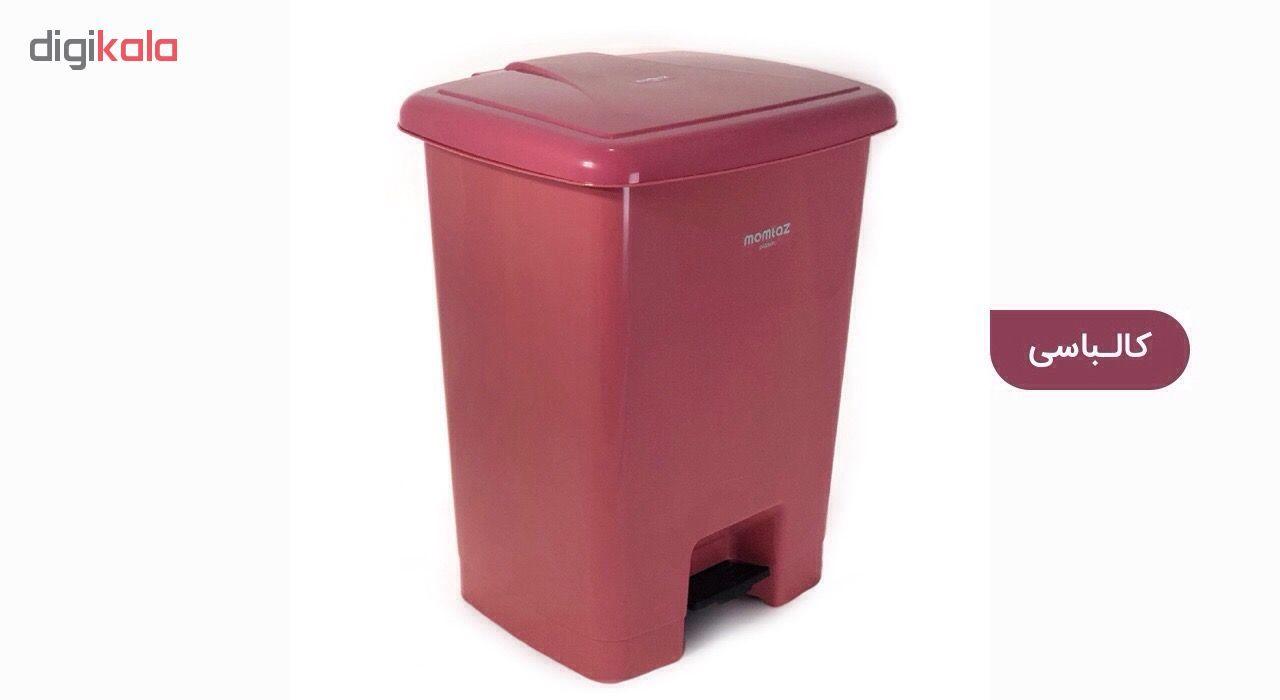 سطل زباله ممتاز پلاستیک مدل 730 ظرفیت ۲۵ لیتری main 1 16
