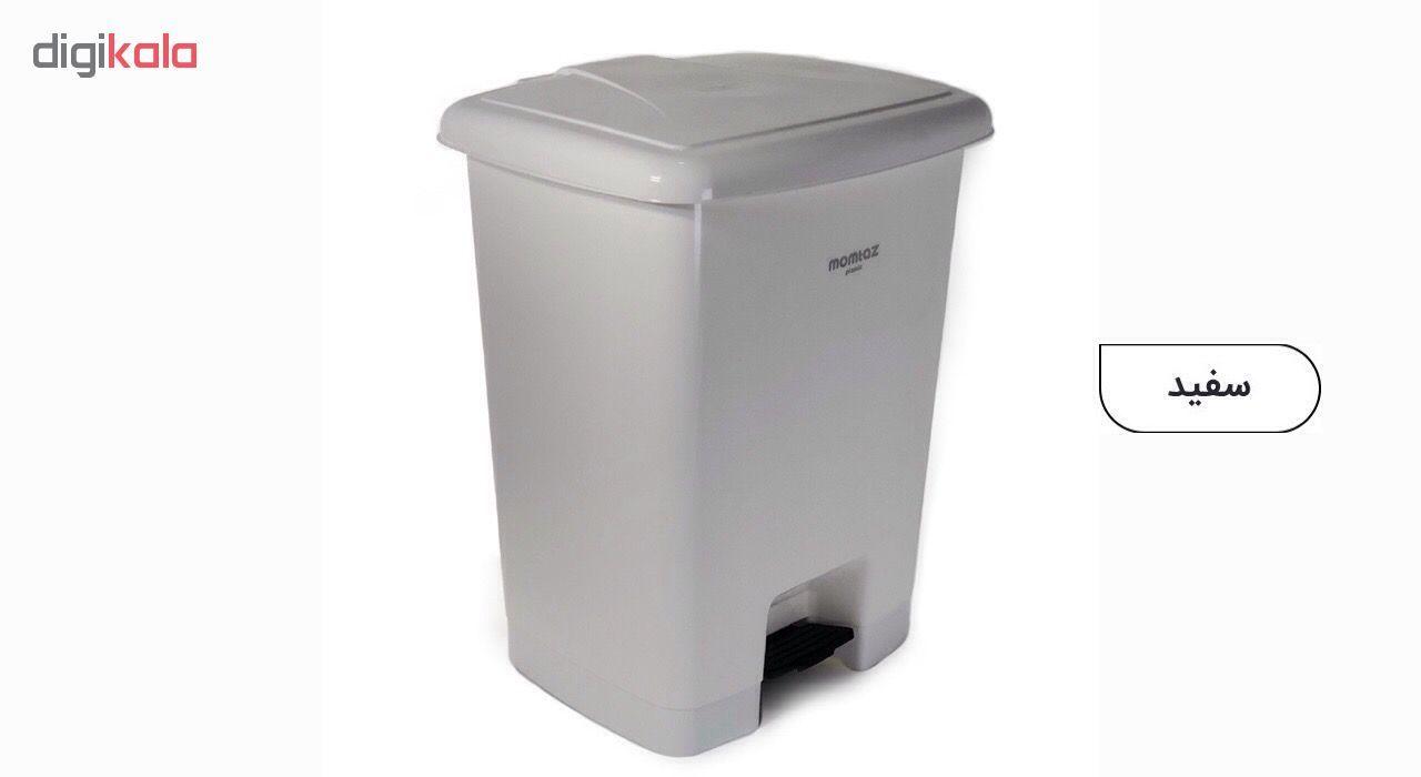 سطل زباله ممتاز پلاستیک مدل 730 ظرفیت ۲۵ لیتری main 1 17
