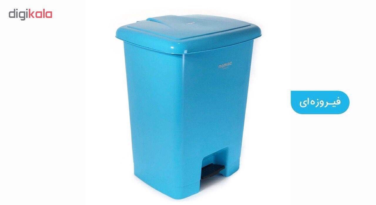 سطل زباله ممتاز پلاستیک مدل 730 ظرفیت ۲۵ لیتری main 1 18