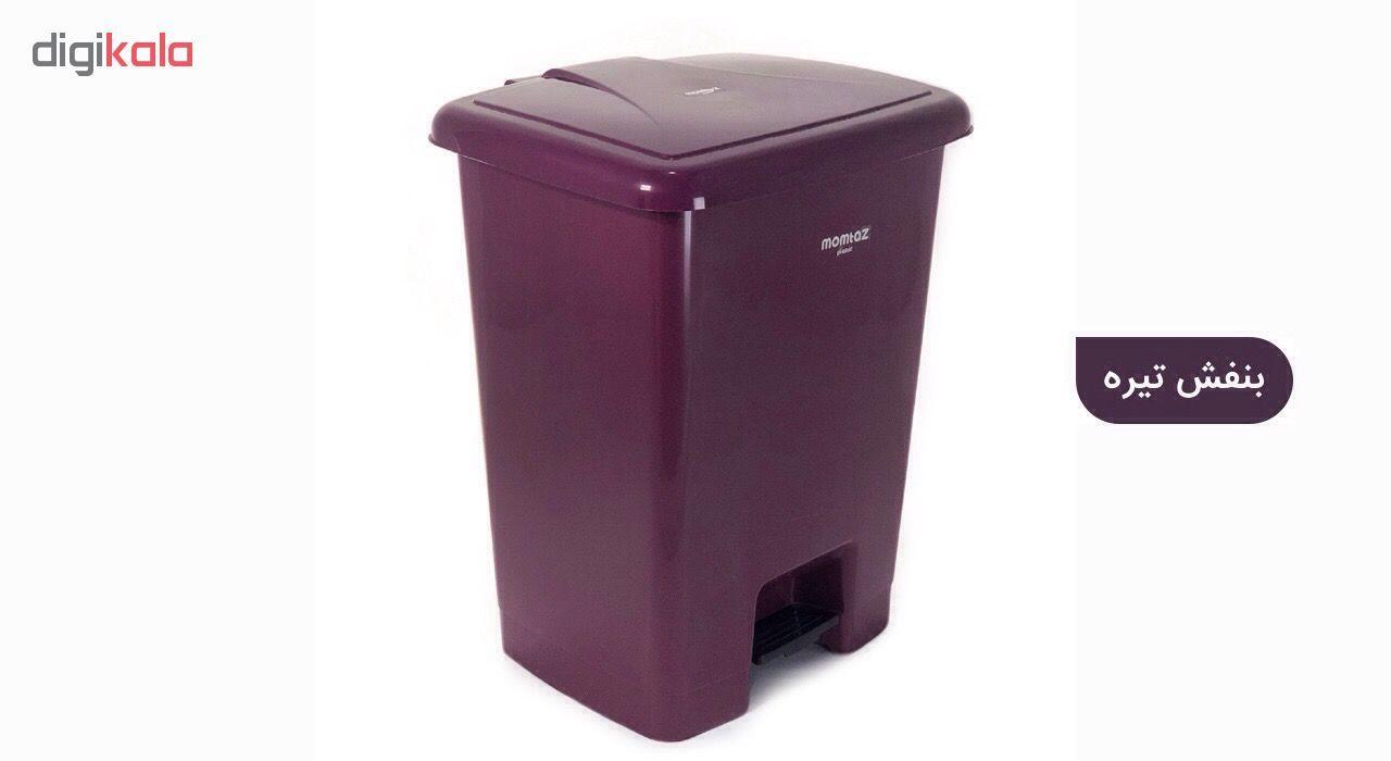 سطل زباله ممتاز پلاستیک مدل 730 ظرفیت ۲۵ لیتری main 1 21