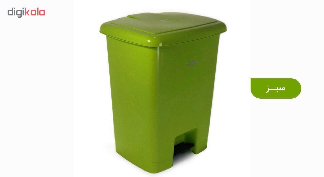 سطل زباله ممتاز پلاستیک مدل 730 ظرفیت ۲۵ لیتری main 1 22