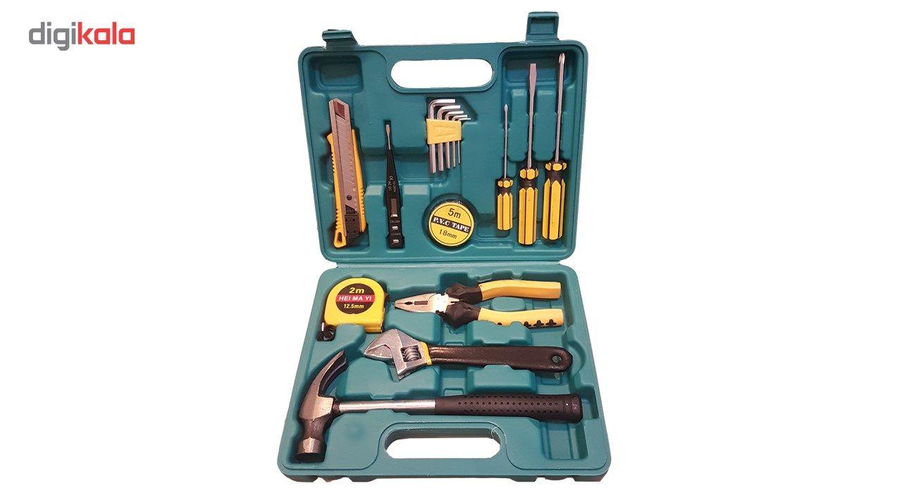 مجموعه 16 عددی ابزار  ابزارآلات ایران main 1 3