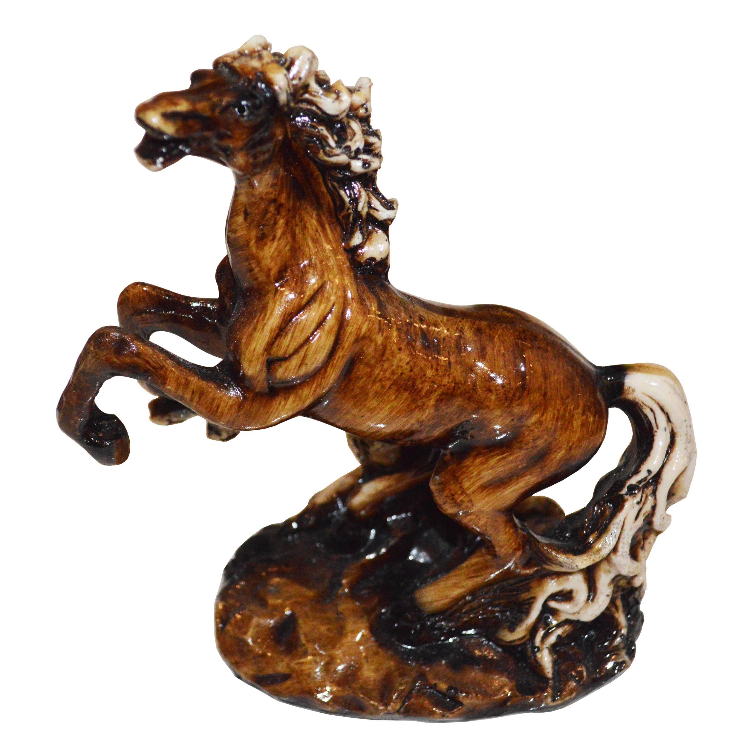 مجسمه اسب کد 02