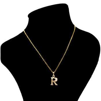 گردنبند بهارگالری مدل حرف R
