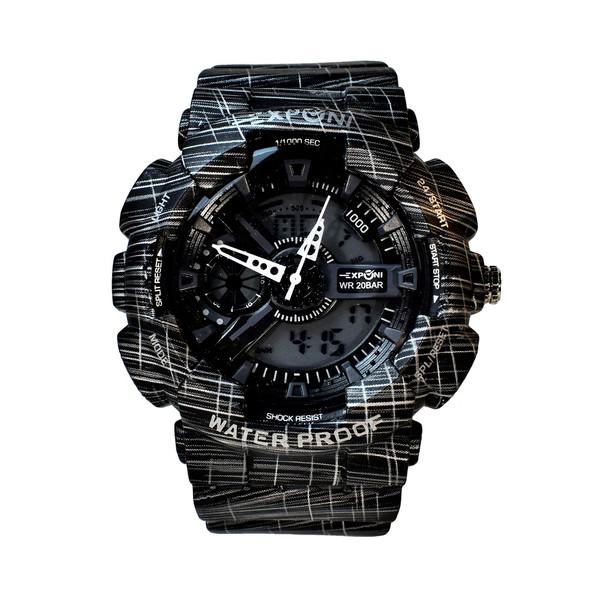 ساعت مچی عقربهای مردانه اکسپونی مدل 3187