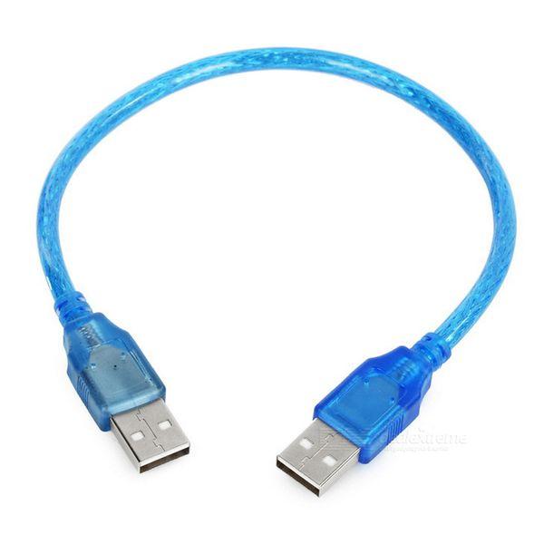 کابل USB 2.0 مدل AM/AM  طول 33 سانتی متر