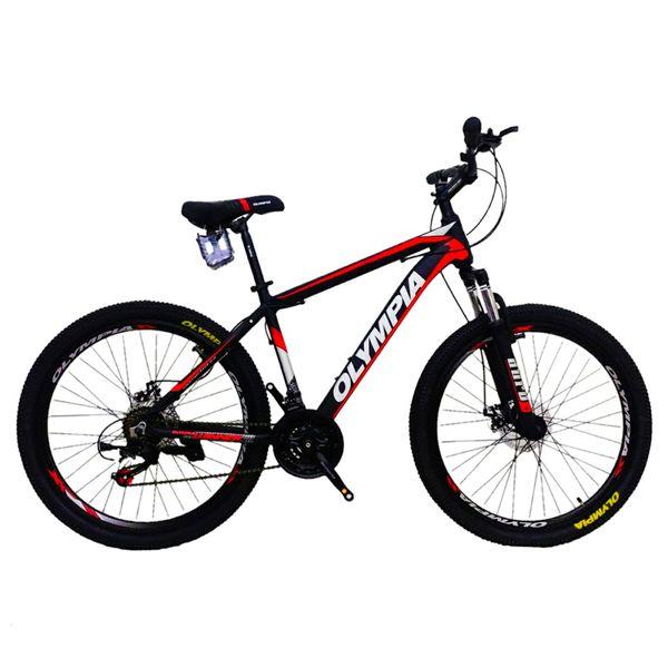 دوچرخه کوهستان المپیا مدل WINNER.DISC سایز 26