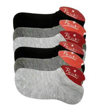 جوراب زنانه پنتی کد 123456 مجموعه 6 عددی