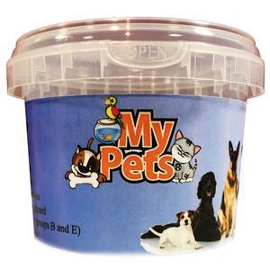 غذای تشویقی سگ مای پتز مدل GIZZARD وزن 100 گرم