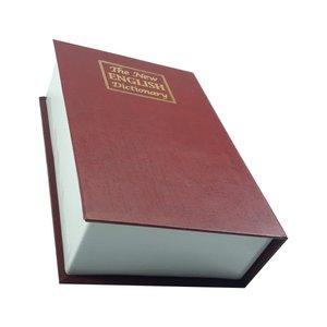 صندق طرح کتاب مدل ENGLISH DICTIONARY