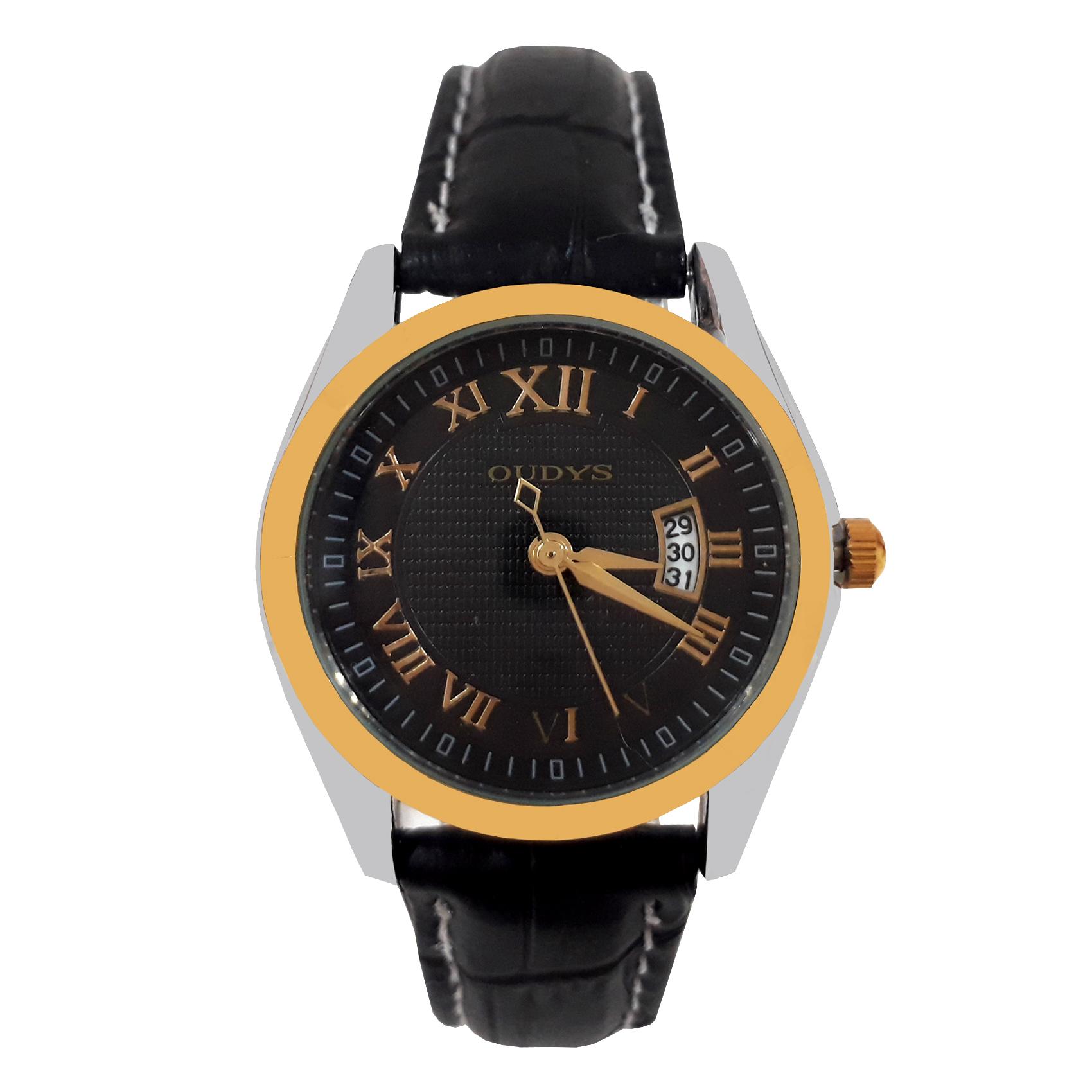 خرید                                      ساعت مچی عقربه ای زنانه اودیس کد black01