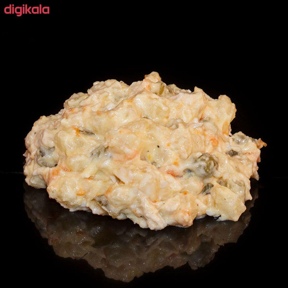 سالاد الویه با مرغ مزبار - 500 گرم main 1 1