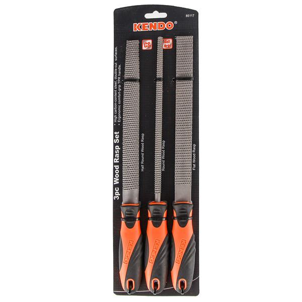 مجموعه 3 عددی سوهان چوب کیندو مدل 85117