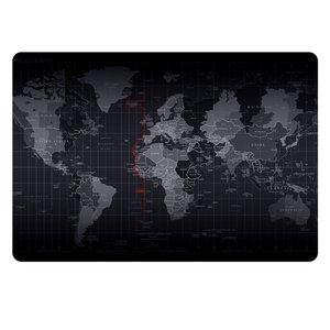 ماوس پد طرح نقشه جهان مدل MP1018