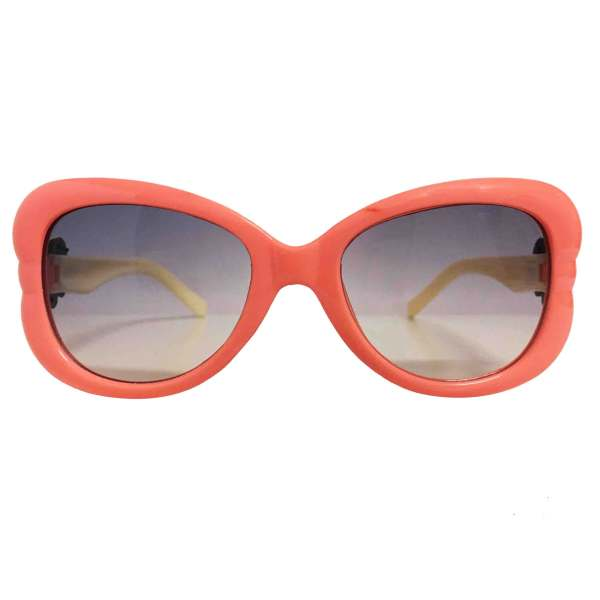 عینک آفتابی دخترانه طرح گل کد 61