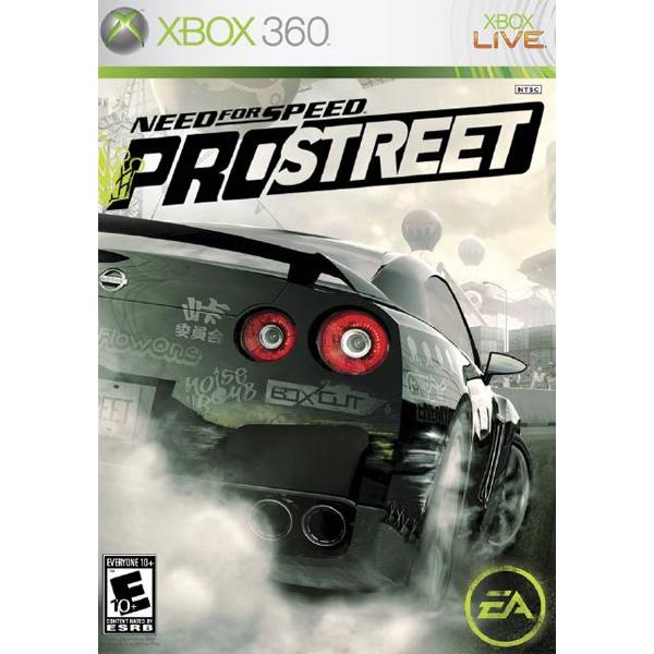 بررسی و {خرید با تخفیف} بازی Need for Speed Pro Street مخصوص XBOX 360 اصل