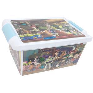 جعبه اسباب بازی کودک مدل داستان اسباببازی ها