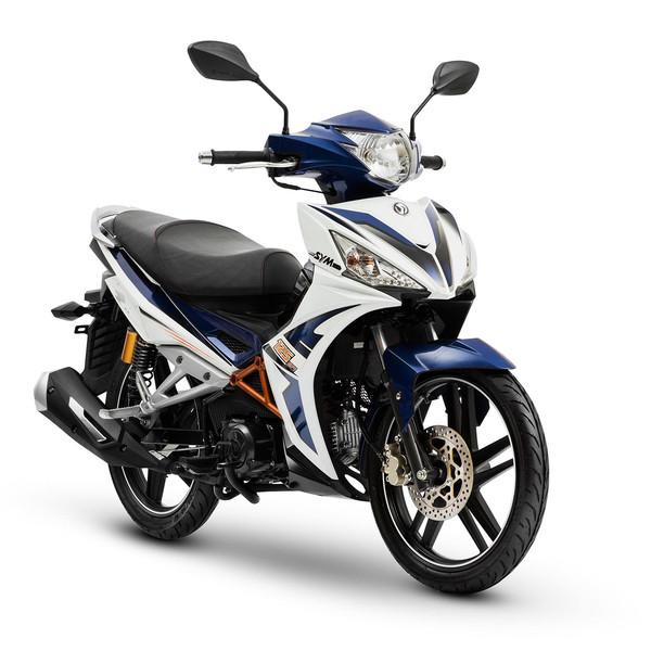 موتور سیکلت گلکسی اس وای ام مدل X125 حجم 125  سی سی