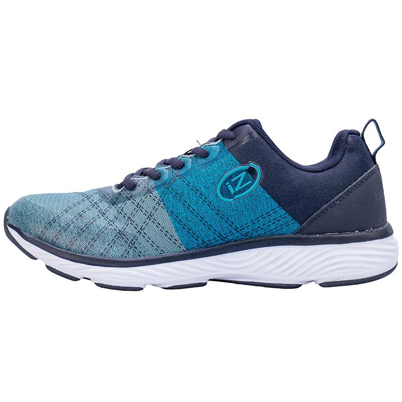 کفش پیاده روی مردانه ایز مدل 231 رنگ آبی