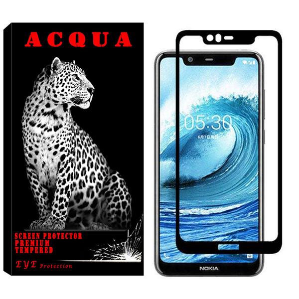 محافظ صفحه نمایش آکوا مدل NO مناسب برای گوشی موبایل نوکیا 5.1 PLUS