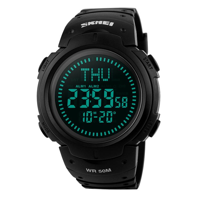 قیمت و خرید                      ساعت مچی دیجیتال مردانه اسکمی مدل 1231blc