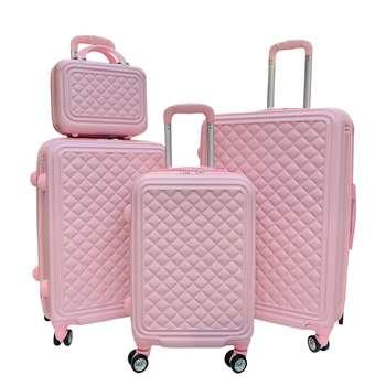 مجموعه چهار عددی چمدان مدل C0128
