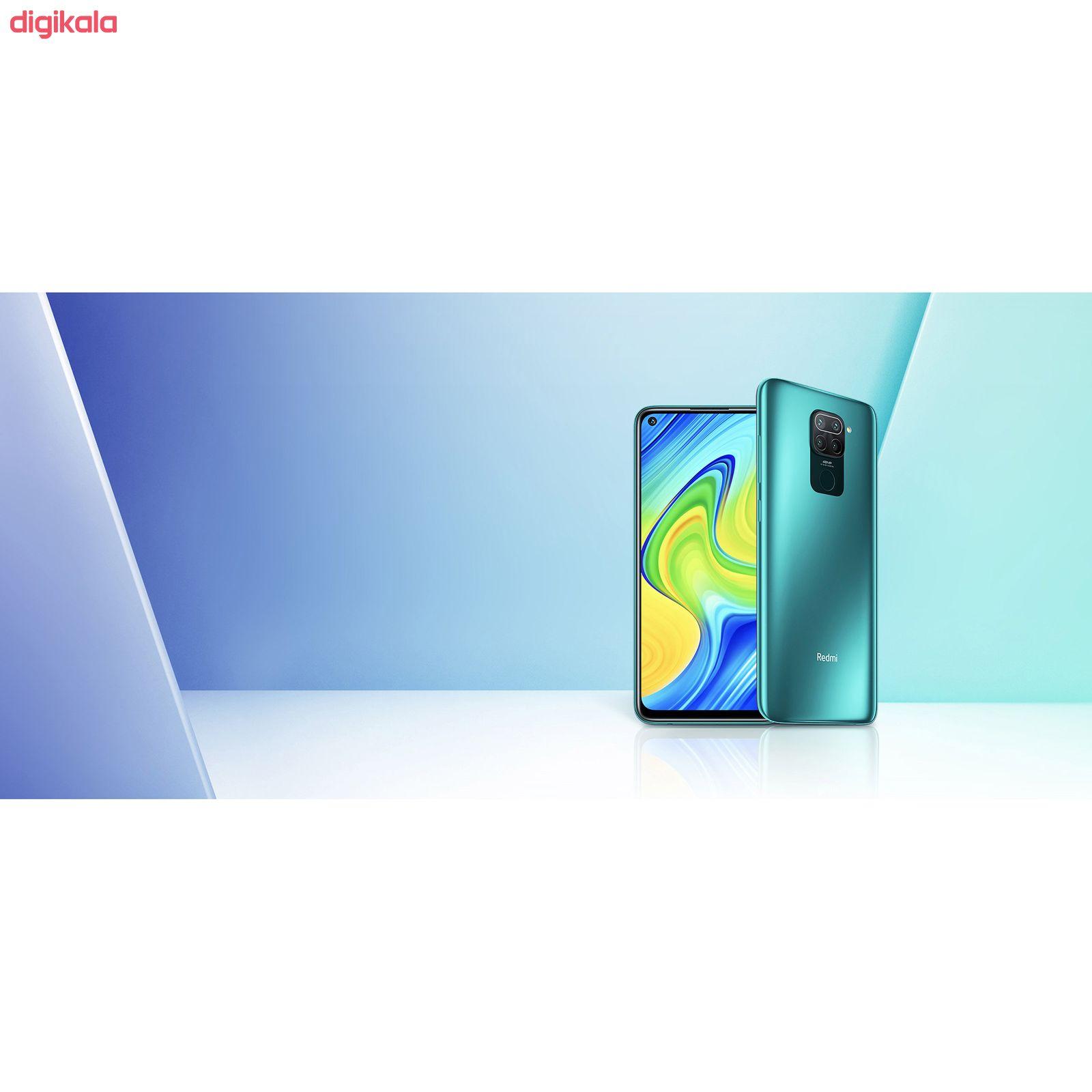 گوشی موبایل شیائومی مدل Redmi Note 9 M2003J15SG دو سیم کارت ظرفیت 128 گیگابایت و رم 4 گیگابایت main 1 10